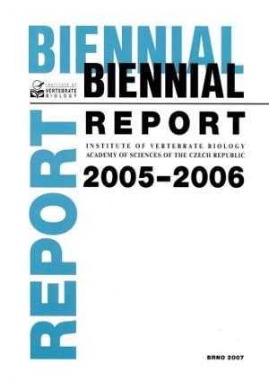 Biennial Report 2005 – 2006