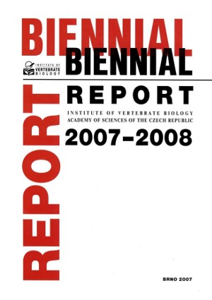 Biennial Report 2007 – 2008